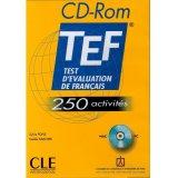 TEF 250 activités : CD-Rom
