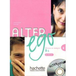 画像1: Alter Ego 3 - Livre de l'élève + CD audio