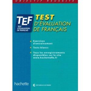 画像1: Objectif réussite : TEF - Test d'évaluation de français, Livre de l'élève