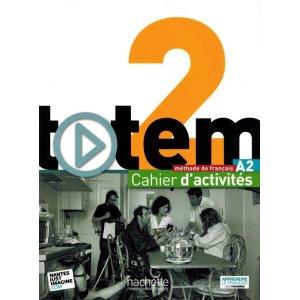 画像1: Totem 2 : Cahier d'activités + CD audio