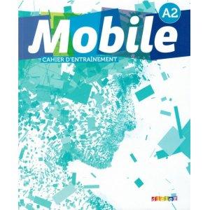画像1: Mobile A2 - Cahier d'entraînement
