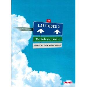画像1: Latitudes niveau 3 livre + cd