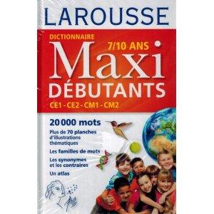 画像1: Larousse dictionnaire Maxi DEBUTANTS