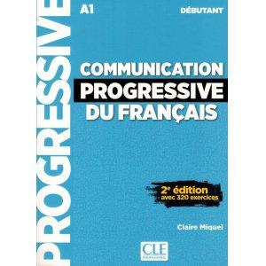 画像1: Communication progressive du français - Niveau débutant, avec 320 exercices