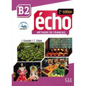 画像1: Écho - Niveau B2 - Livre de l'élève + livre web - 2e édition