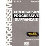 Conjugaison progressive du français - Niveau débutant (A1/A2) - 2ème édition